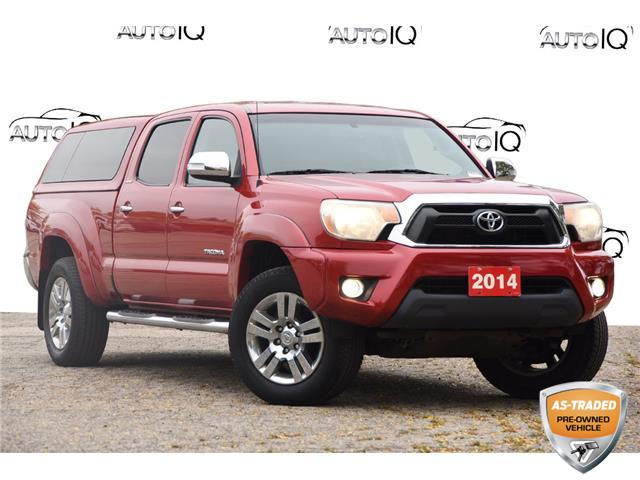 2014 Toyota Tacoma V6 (Stk: 21F4440AX) in Kitchener - Image 1 of 18