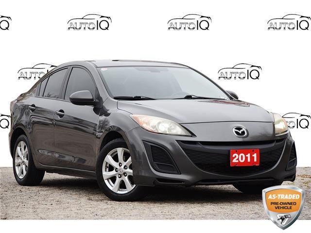 2011 Mazda Mazda3 GS (Stk: 158750AZ) in Kitchener - Image 1 of 16