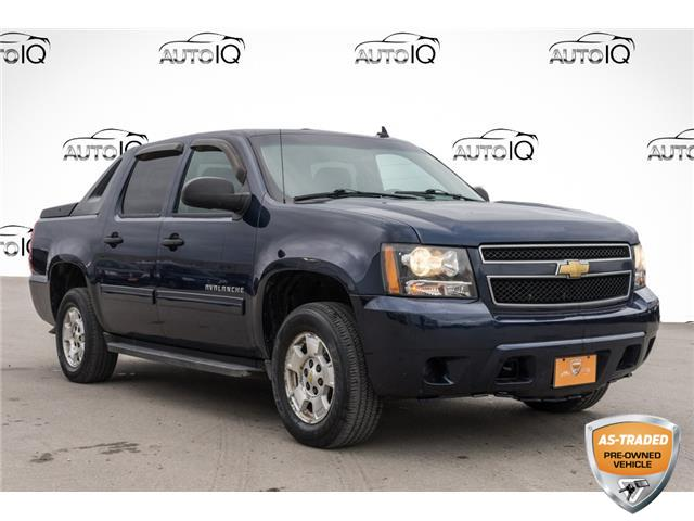 2011 Chevrolet Avalanche 1500 LS (Stk: 43948AUX) in Innisfil - Image 1 of 20