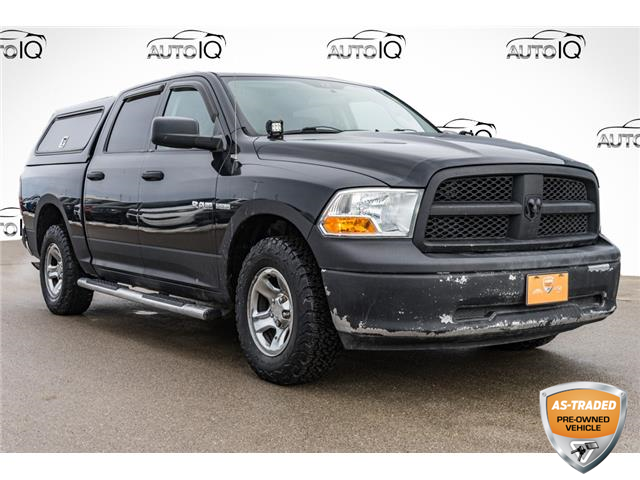 2010 Dodge Ram 1500 ST (Stk: 10774U) in Innisfil - Image 1 of 21