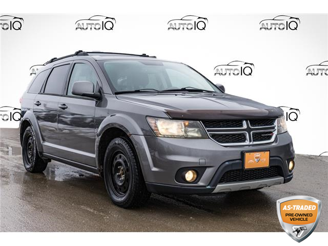2013 Dodge Journey SXT/Crew (Stk: 10728BUX) in Innisfil - Image 1 of 18