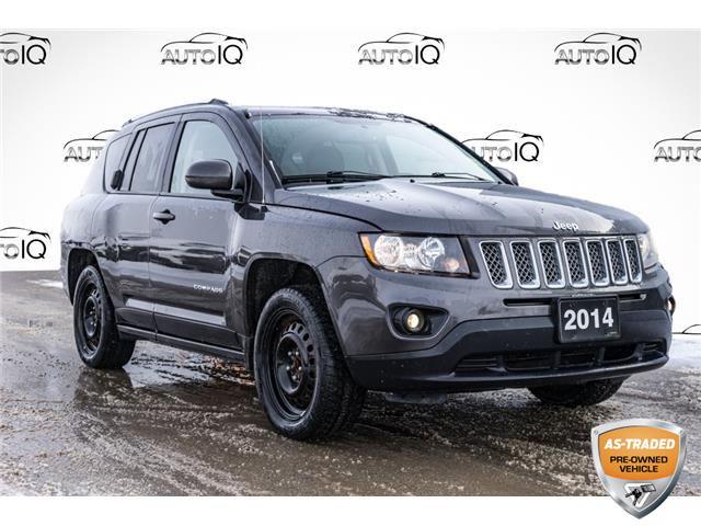 2014 Jeep Compass Sport/North (Stk: 44218AU) in Innisfil - Image 1 of 21