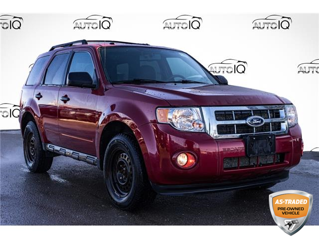 2010 Ford Escape XLT Manual (Stk: 44517AUXZ) in Innisfil - Image 1 of 18