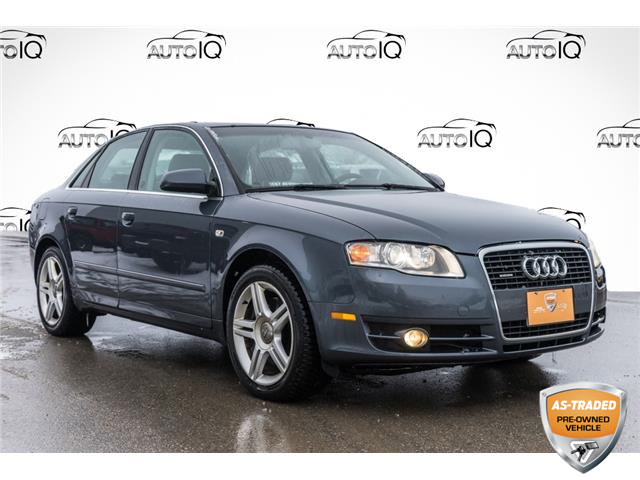 2007 Audi A4 2.0T (Stk: 44026AUXZ) in Innisfil - Image 1 of 24