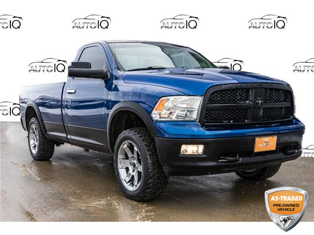 2011 Dodge Ram 1500 Sport (Stk: 44370CUXJZ) in Innisfil - Image 1 of 19