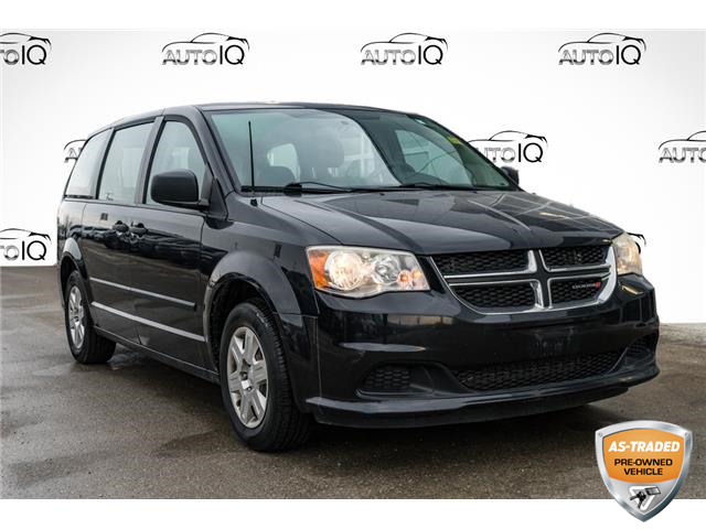 2012 Dodge Grand Caravan SE/SXT (Stk: 43602AUXZ) in Innisfil - Image 1 of 25