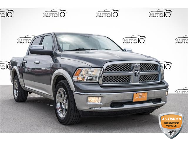 2011 Dodge Ram 1500 SLT (Stk: 44637BUXZ) in Innisfil - Image 1 of 28