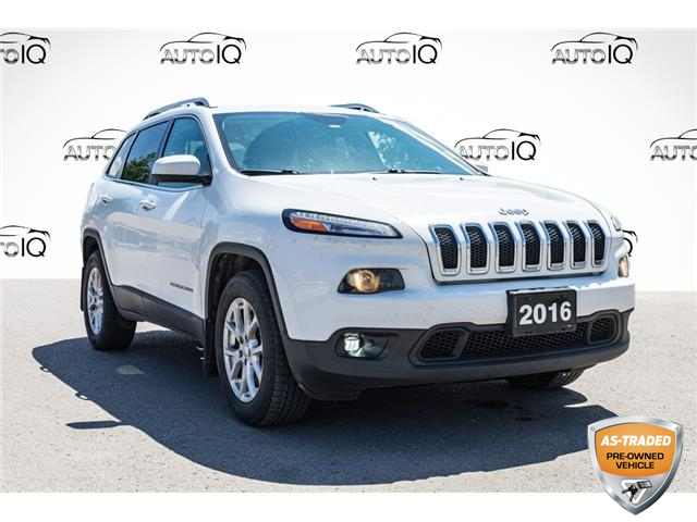 2016 Jeep Cherokee North (Stk: 44926AUXZ) in Innisfil - Image 1 of 27