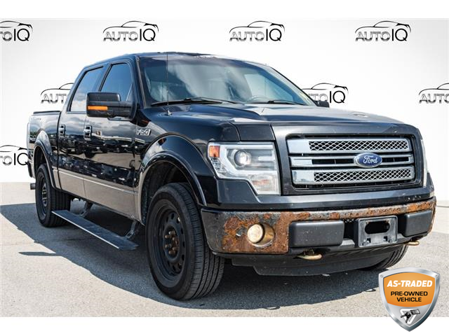 2014 Ford F-150 Limited (Stk: 44934AUXZ) in Innisfil - Image 1 of 23