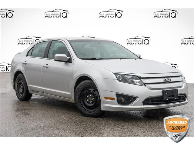 2012 Ford Fusion SE (Stk: 27544AUXZ) in Barrie - Image 1 of 10