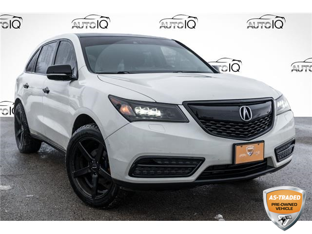 2014 Acura MDX Navigation Package (Stk: 34383AUZ) in Barrie - Image 1 of 24