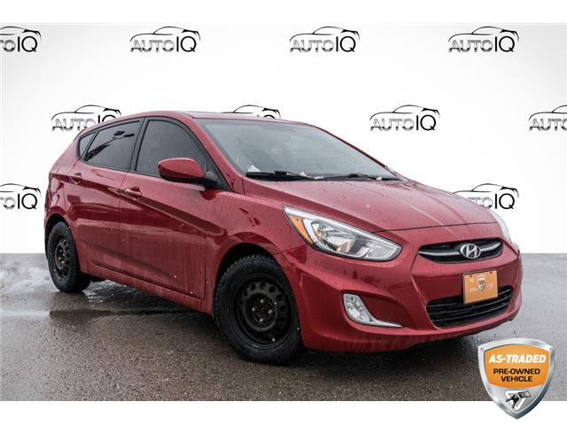 2015 Hyundai Accent SE (Stk: 27824UZ) in Barrie - Image 1 of 9