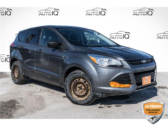 2014 Ford Escape S (Stk: 33973AUX) in Barrie - Image 1 of 23