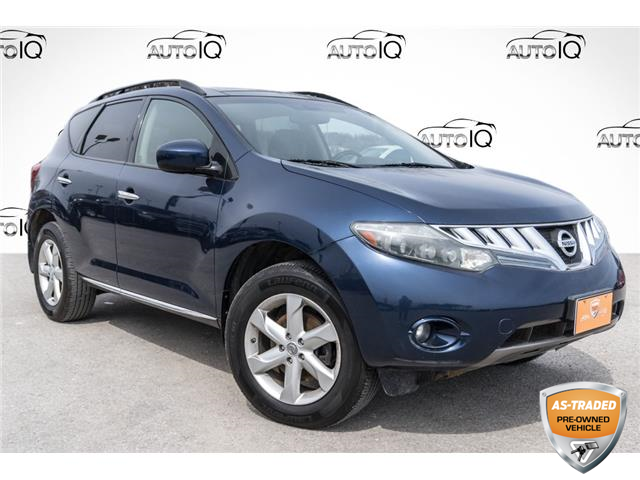 2009 Nissan Murano SL (Stk: 33996AUXZ) in Barrie - Image 1 of 26