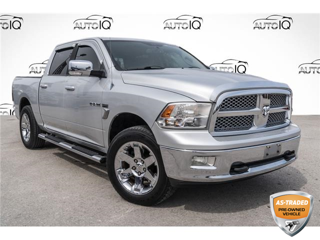 2009 Dodge Ram 1500 Laramie (Stk: 34060AUZ) in Barrie - Image 1 of 24