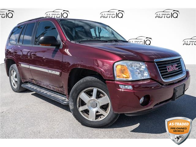 2005 GMC Envoy SLE (Stk: 27860AUXZ) in Barrie - Image 1 of 24