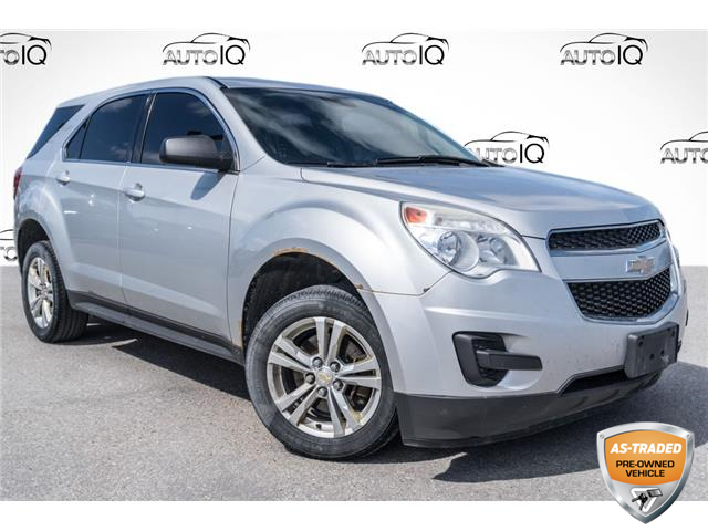 2012 Chevrolet Equinox LS (Stk: 27866AUZ) in Barrie - Image 1 of 23