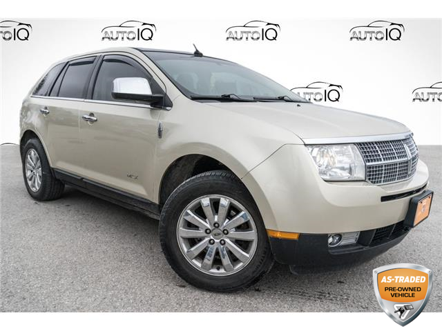 2010 Lincoln MKX Base (Stk: 34871BU) in Barrie - Image 1 of 24