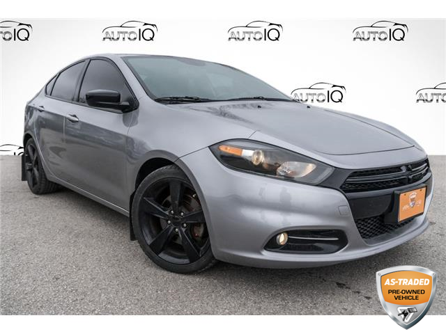 2014 Dodge Dart SXT (Stk: 34969AUXZ) in Barrie - Image 1 of 21