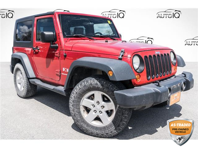 2007 Jeep Wrangler X (Stk: 27900AUXZ) in Barrie - Image 1 of 19
