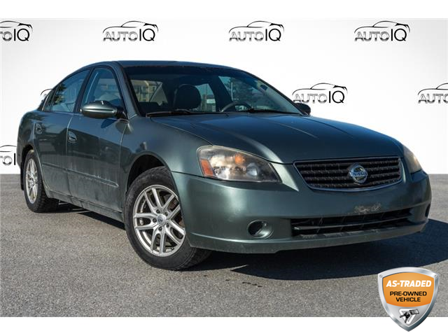 2006 Nissan Altima 2.5 S (Stk: 33885AUXZ) in Barrie - Image 1 of 20