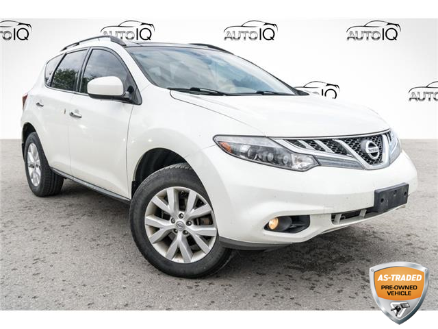 2013 Nissan Murano  (Stk: 27947AUXZ) in Barrie - Image 1 of 26