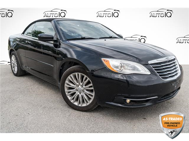 2011 Chrysler 200 Touring (Stk: 34751BUZ) in Barrie - Image 1 of 24
