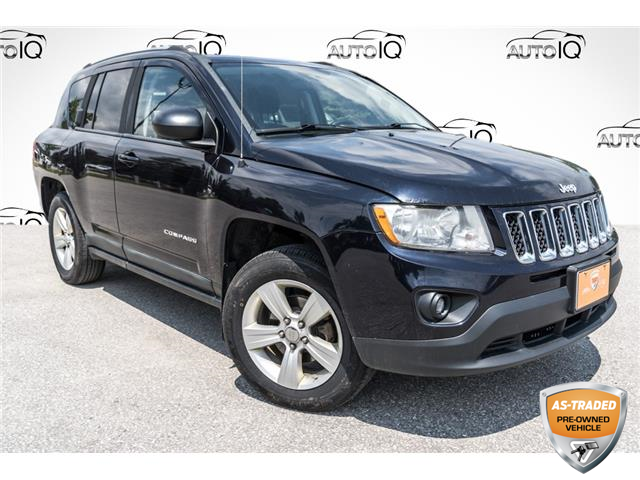 2011 Jeep Compass Sport/North (Stk: 27944AUZ) in Barrie - Image 1 of 23