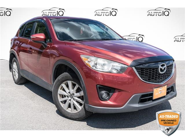 2013 Mazda CX-5 GS (Stk: 34849AUXZ) in Barrie - Image 1 of 24