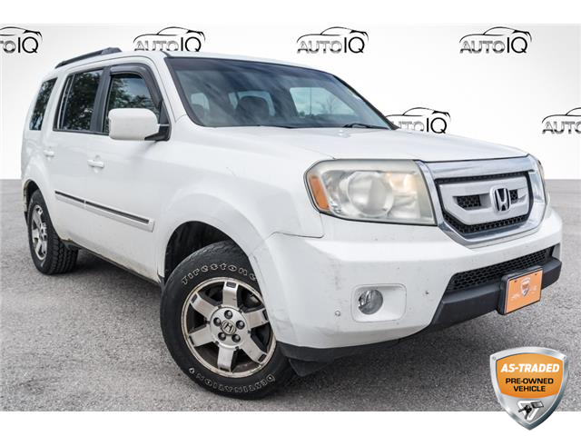 2009 Honda Pilot Touring (Stk: 35011BUXZ) in Barrie - Image 1 of 24