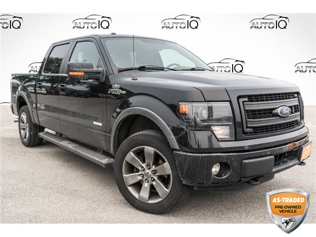 2014 Ford F-150 FX4 (Stk: 35128AUXZ) in Barrie - Image 1 of 25