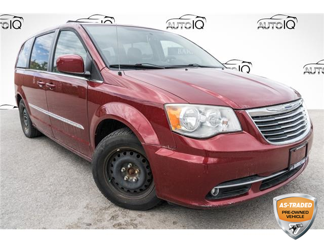 2012 Chrysler Town & Country Touring (Stk: 34951AUZ) in Barrie - Image 1 of 23