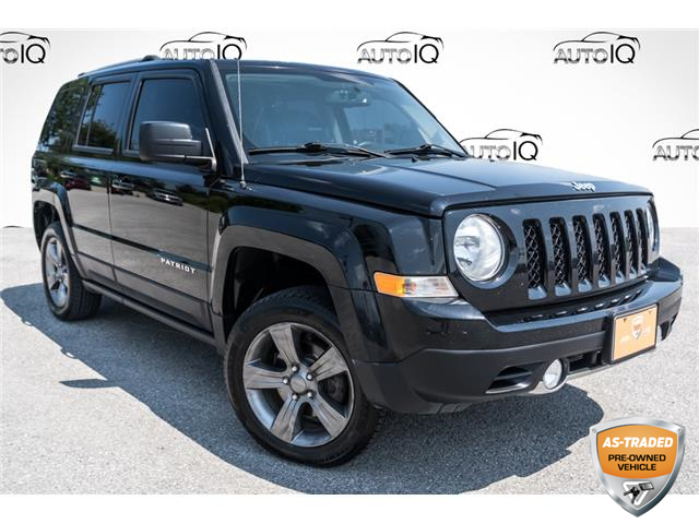 2016 Jeep Patriot Sport/North (Stk: 35153AUX) in Barrie - Image 1 of 25