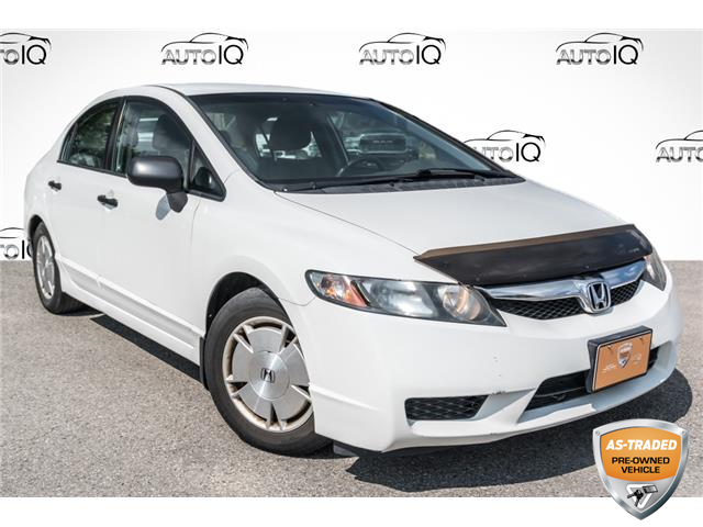 2011 Honda Civic DX-G (Stk: 27851AUZ) in Barrie - Image 1 of 21