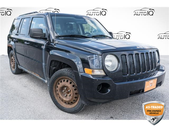 2009 Jeep Patriot Sport/North (Stk: 27810BUX) in Barrie - Image 1 of 19