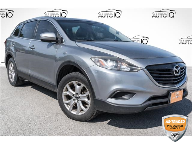 2014 Mazda CX-9 GS (Stk: 35097BUZ) in Barrie - Image 1 of 25