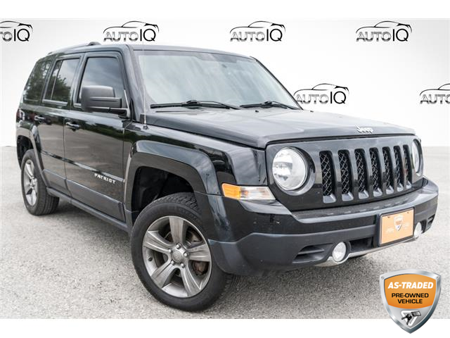 2016 Jeep Patriot Sport/North (Stk: 35153AUXZ) in Barrie - Image 1 of 24