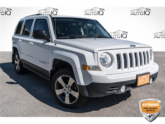 2016 Jeep Patriot Sport/North (Stk: 34787AU) in Barrie - Image 1 of 24