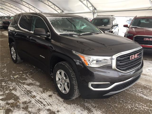 2018 GMC Acadia SLE-1 (Stk: 160356) in AIRDRIE - Image 1 of 22