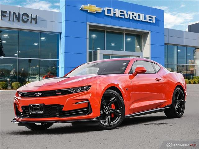 2021 Chevrolet Camaro 2SS (Stk: 152331) in London - Image 1 of 28