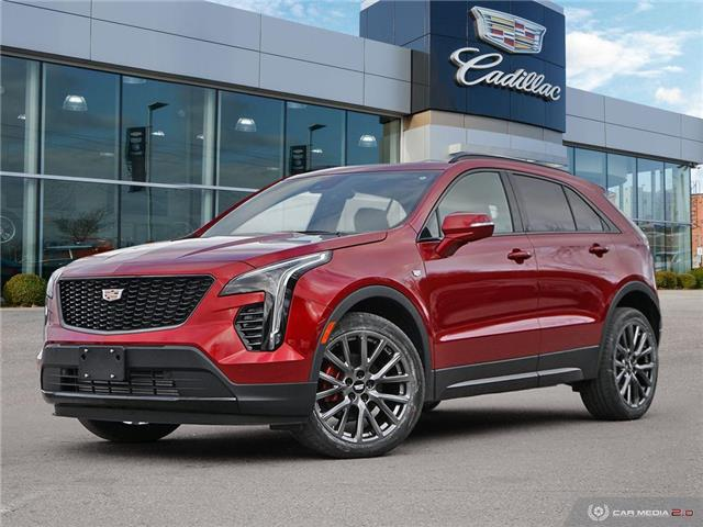 2021 Cadillac XT4 Sport (Stk: 152786) in London - Image 1 of 27