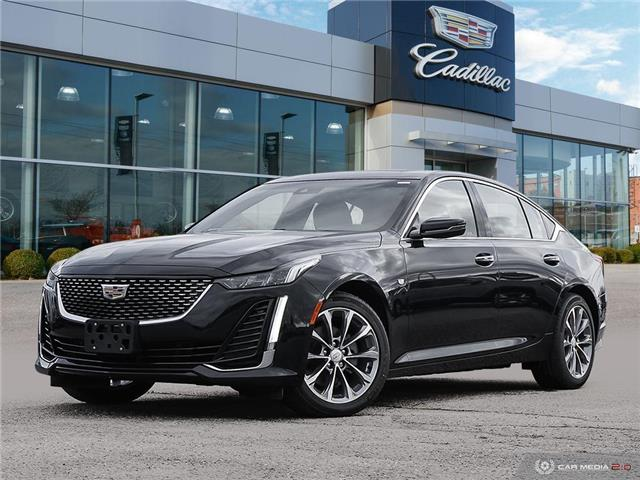 2021 Cadillac CT5 Premium Luxury (Stk: 152783) in London - Image 1 of 27