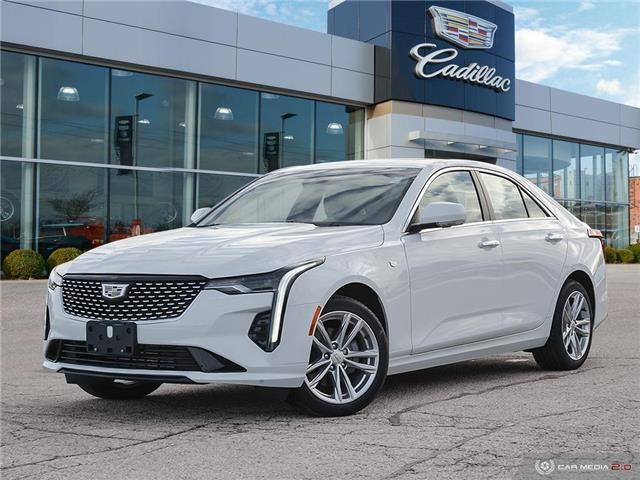 2021 Cadillac CT4 Luxury (Stk: 153499) in London - Image 1 of 27