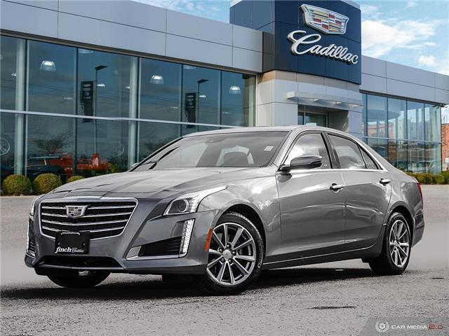 2019 Cadillac CTS 2.0L Turbo Luxury (Stk: 145942) in London - Image 1 of 27