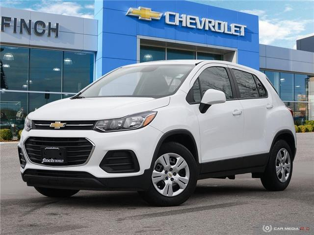 2018 Chevrolet Trax LS (Stk: 144756) in London - Image 1 of 28