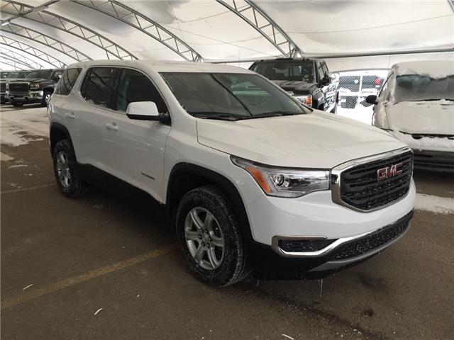 2018 GMC Acadia SLE-1 (Stk: 160410) in AIRDRIE - Image 1 of 24