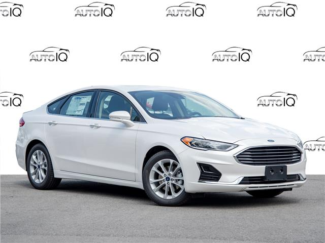 2020 Ford Fusion Hybrid SEL (Stk: 20FU707) in St. Catharines - Image 1 of 22