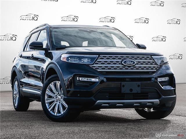 2021 Ford Explorer Limited (Stk: 1T009) in Oakville - Image 1 of 27