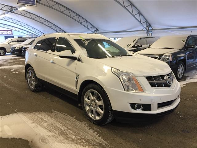 2011 Cadillac SRX Luxury and Performance Collection (Stk: 160662) in AIRDRIE - Image 1 of 23