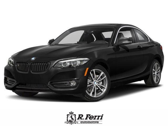 2018 BMW 230 i xDrive (Stk: 26185) in Woodbridge - Image 1 of 9